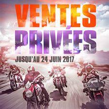 MOTO AXXE : VENTES PRIVEES jusqu'au 24 juin 2017