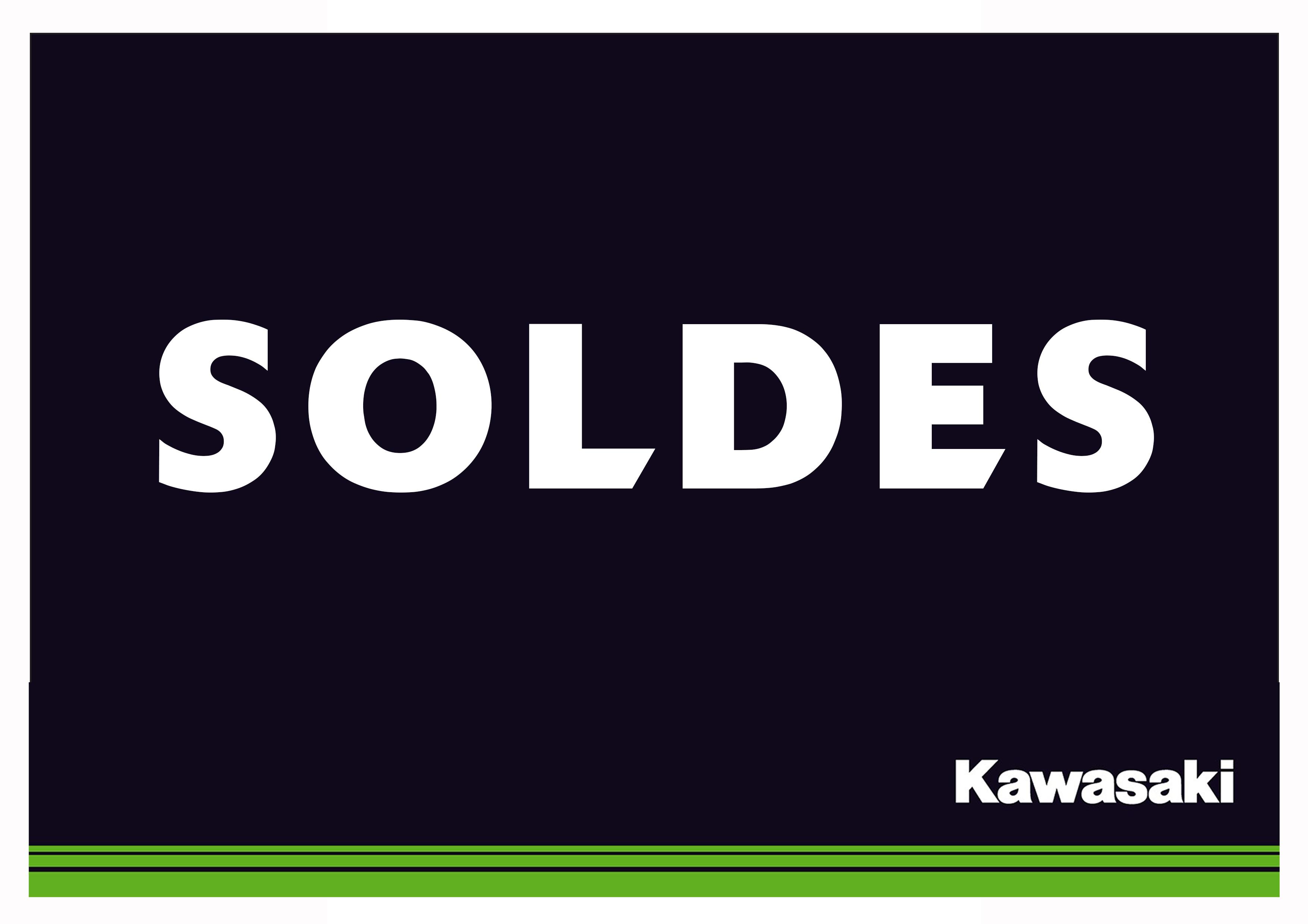 SOLDES D'ETE CHEZ KAWASAKI LE MANS