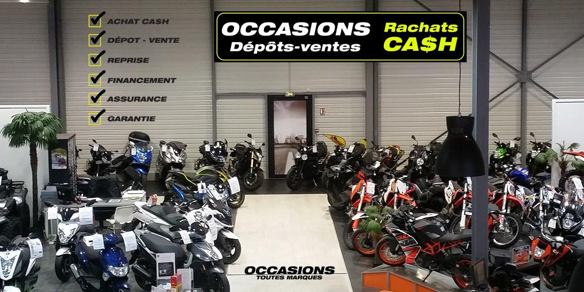Site occasion moto