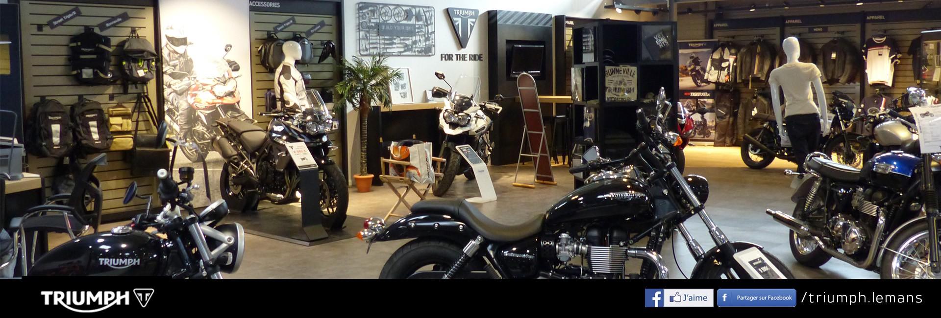 Concessionnaire Le Triumph Yamaha Moto Kawasaki Ducati Mans pwqgEwA