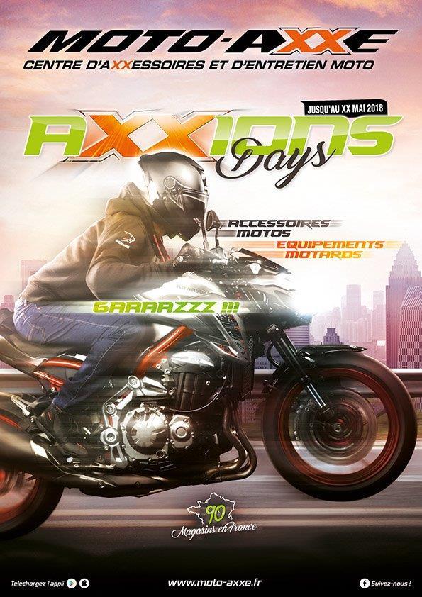 Axxions Days chez Moto Axxe