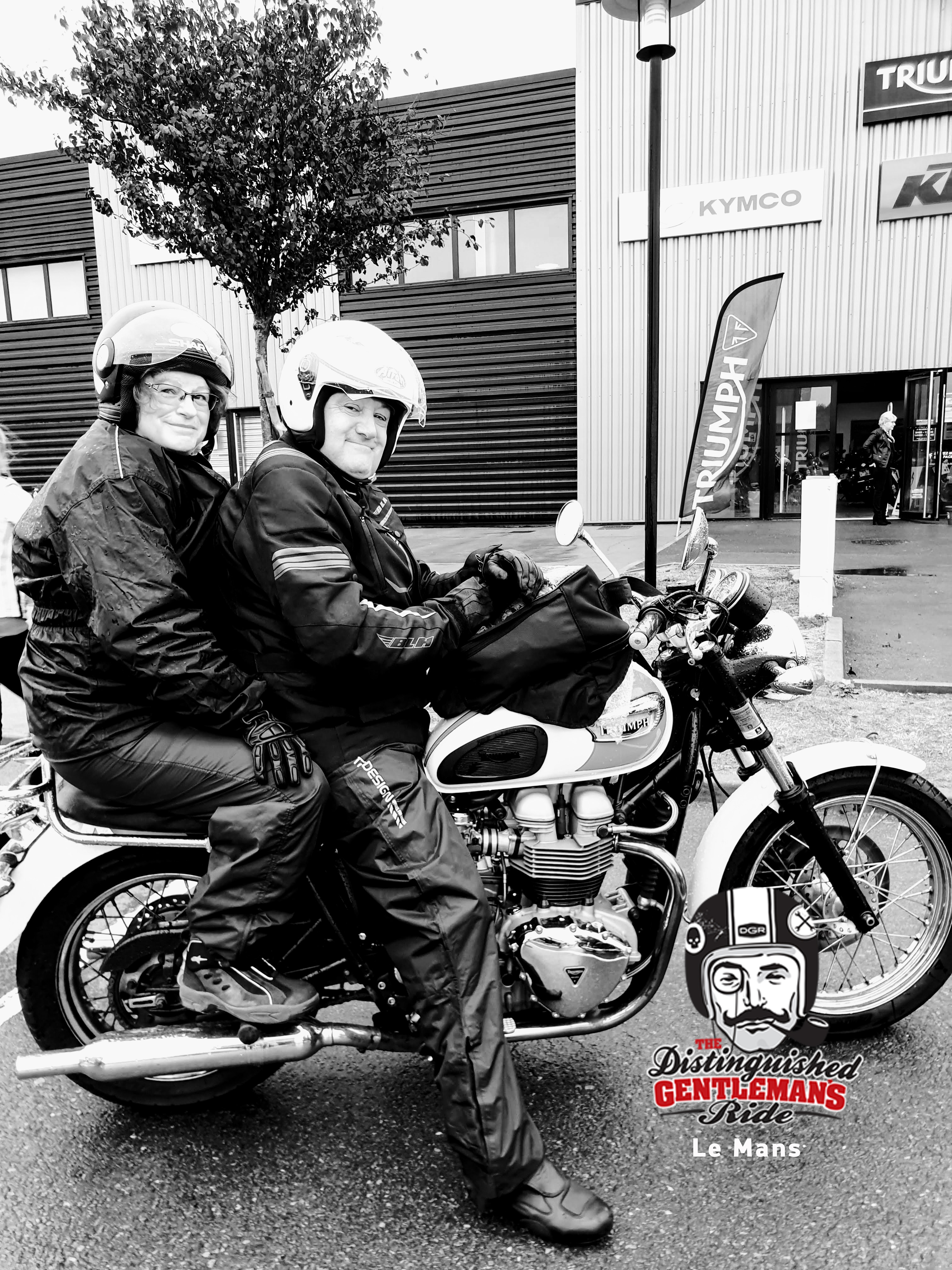 Les Gentlemans Ride au Mans !